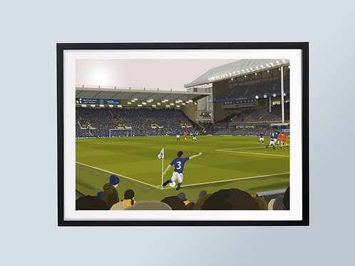 Goodison Park - Everton (Limited Edition)