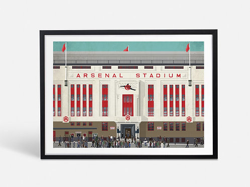 Highbury Stadium - Arsenal