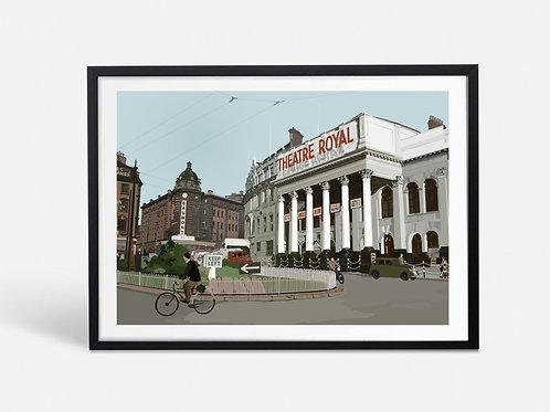 The Theatre Royal, Nottingham