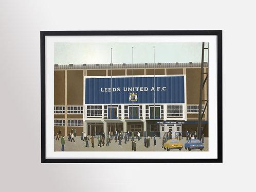 Elland Road - Leeds United (Limited Edition)