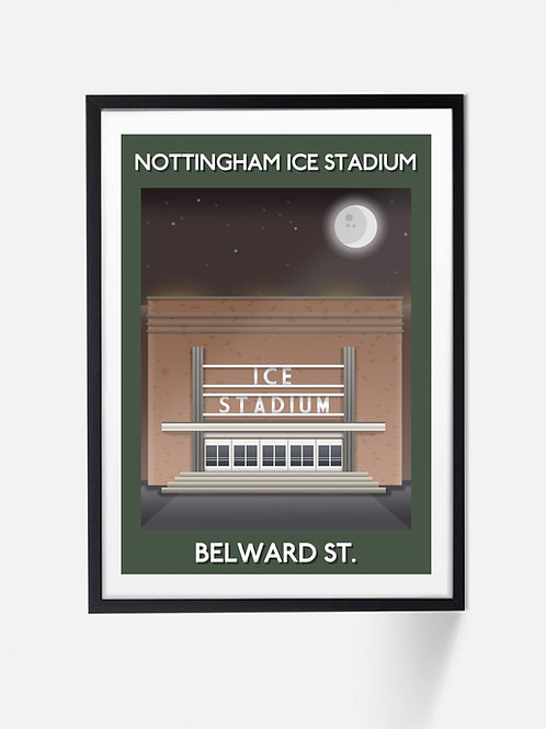 The Ice Stadium, Nottingham