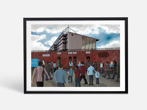 Maine Road - Manchester City