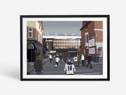 White Hart Lane II