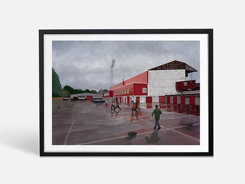 Ashton Gate - Bristol City