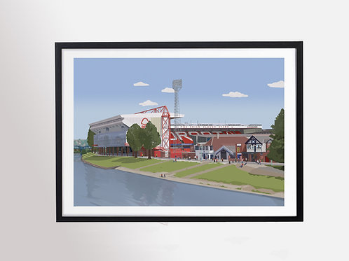 The City Ground - Nottingham Forest