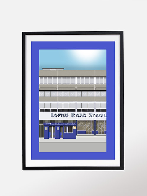 Loftus Road, Shepherd's Bush; home of QPR