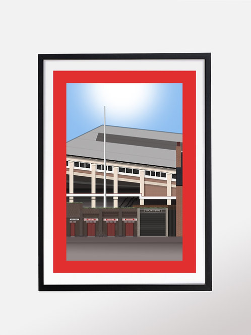 Kop End, Anfield