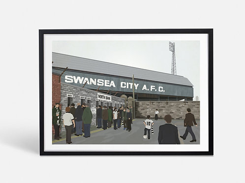 The Vetch - Swansea City