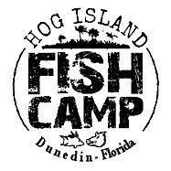 Hog Island Fish Camp Logo