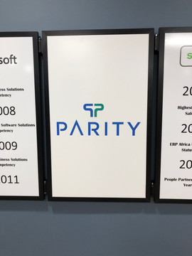 Aluminum Sign Boards with Vinyl