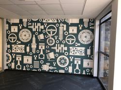 Digitally Printed Wallpaper