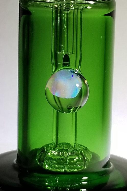 Green Mini Bub w/ opal