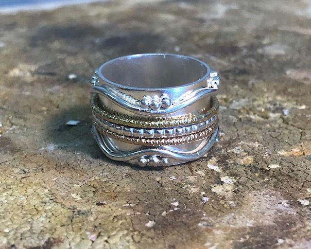 Spinner Ring - 09/17/21 @9:30