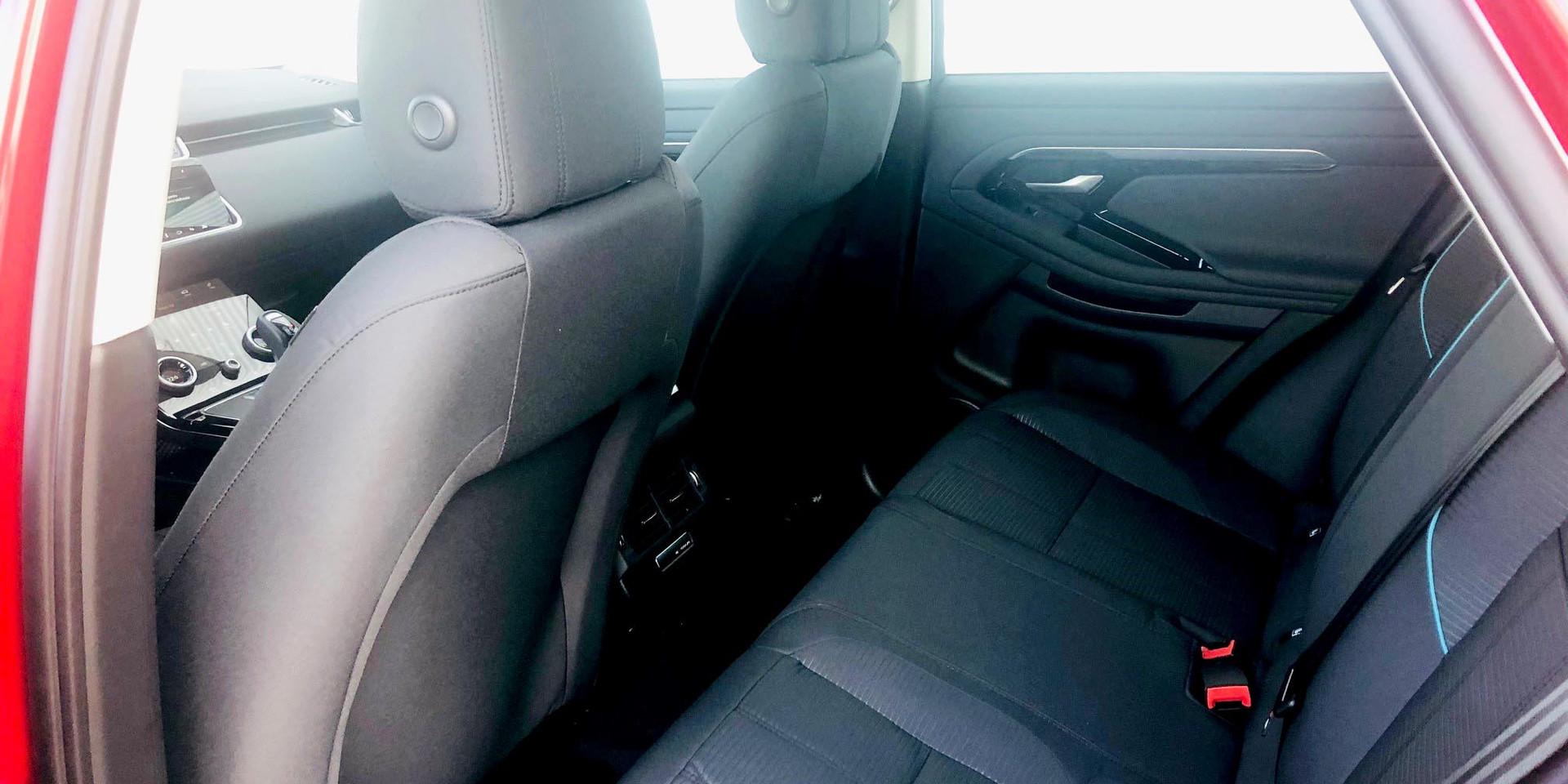 Noul Land Rover Range Rover Evoque