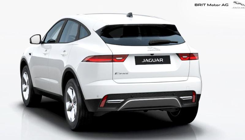 Noul Jaguar E-PACE