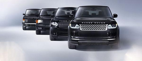 Service Land Rover