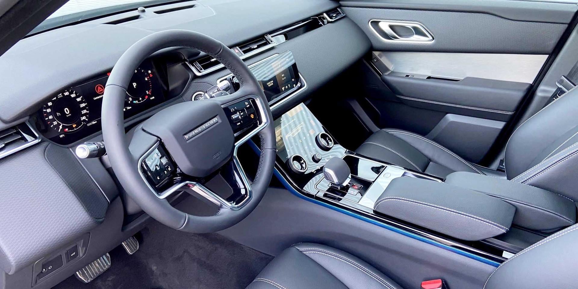 Noul Land Rover Range Rover Velar