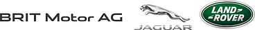 Logo BRIT Motor AG Jaguar LR (font Jagua