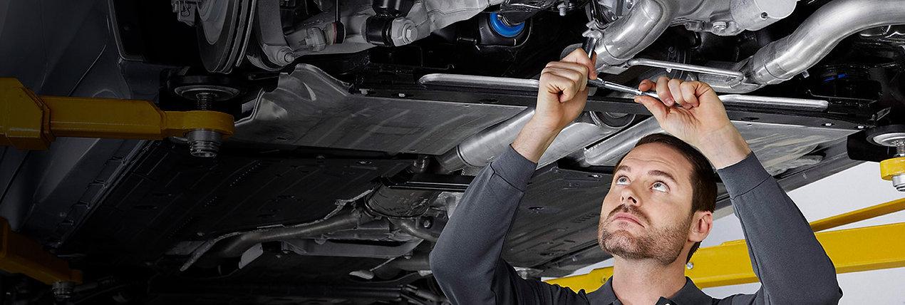 BRIT Motor AG Service Jaguar Land Rover