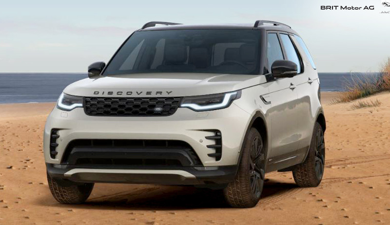 Noul Land Rover Discovery