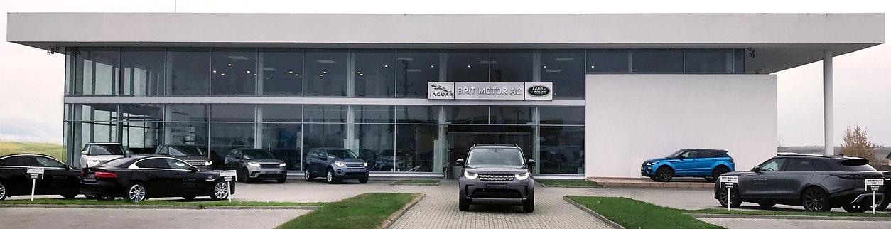 BRIT Motor AG Jaguar Land Rover