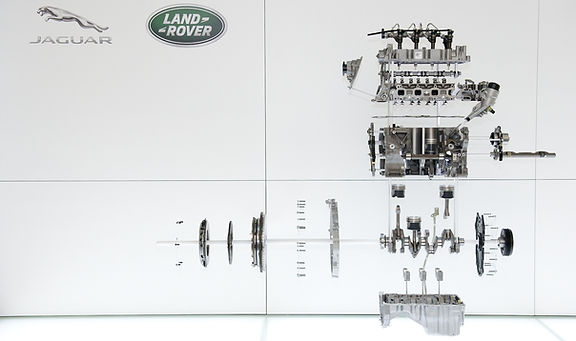 Piese Jaguar Land Rover