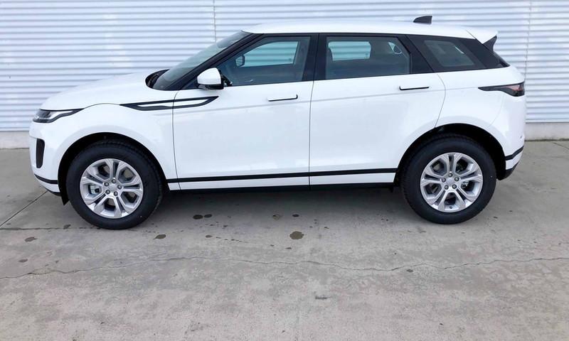 Noul Range Rover Evoque