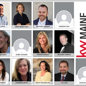 Welcome to KW Maine - Summer 2021