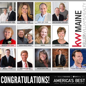 Maine's Best Agents