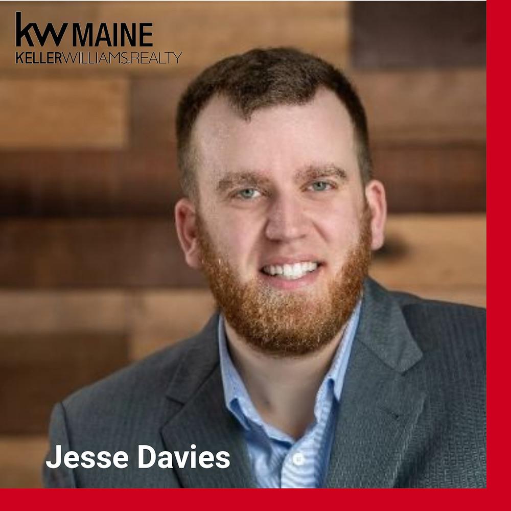 Jesse Davies, KW Maine Director of Growth
