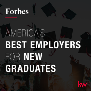 Forbes Names KW a Top Pick for New Grads