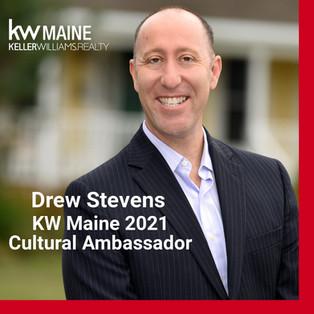 Drew Stevens - 2021 Cultural Ambassador