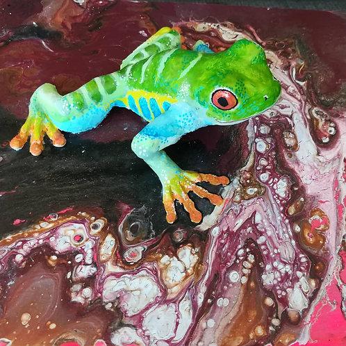 Lava Flow Frog