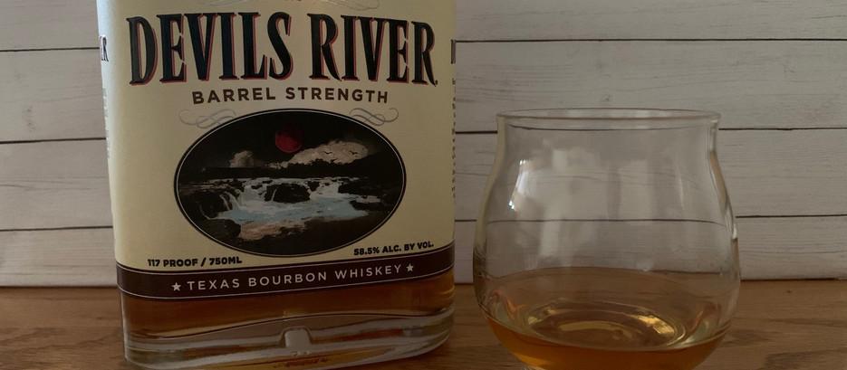 Devils River Barrel Strength