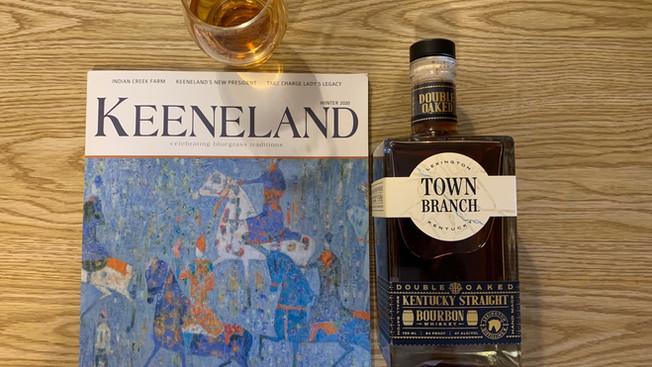 Town Branch Double Barreled Bourbon