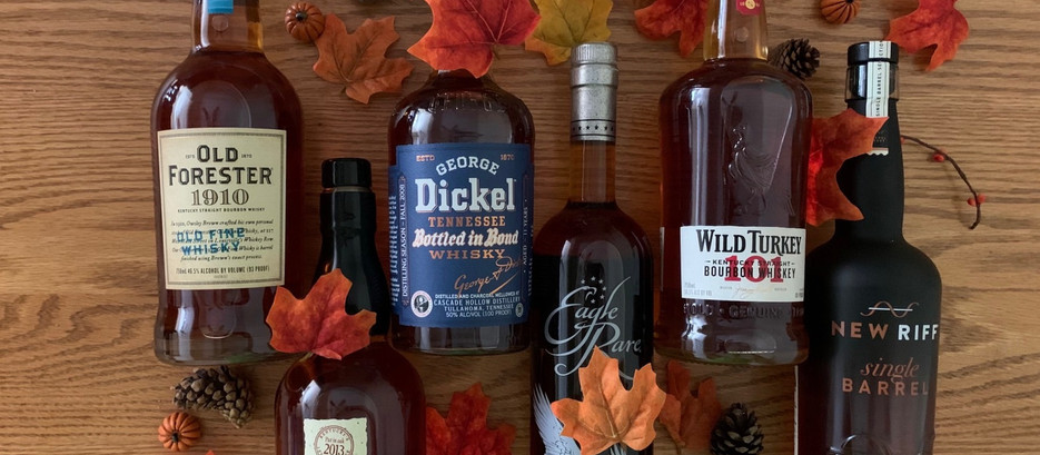 Best Bourbons for Fall 2021