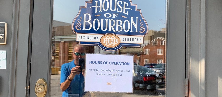 Justins' House of Bourbon