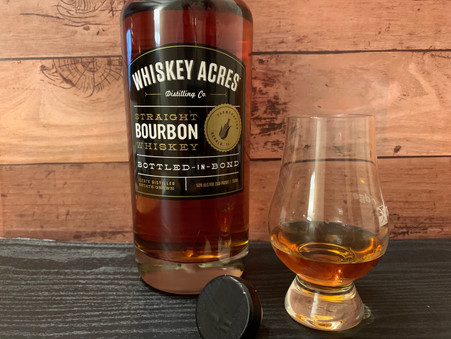 Whiskey Acres Bottled in Bond