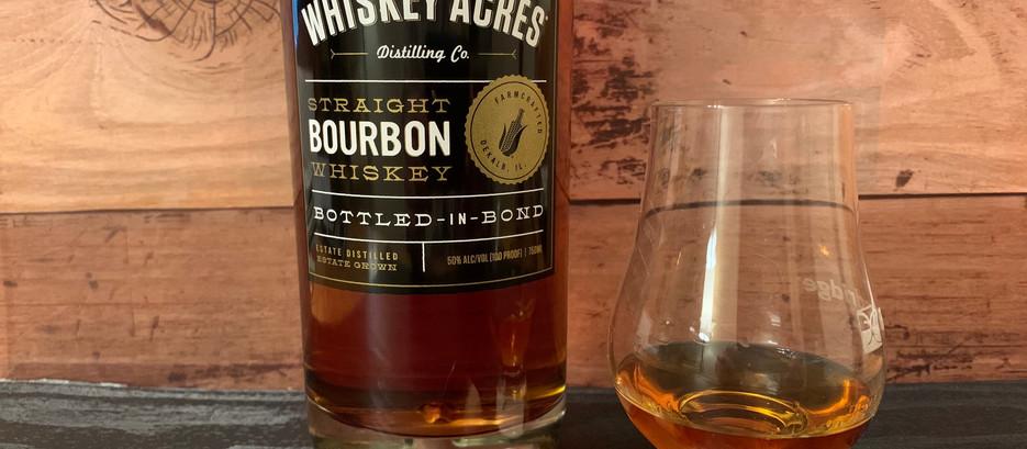 Whiskey Acres Bottled in Bond