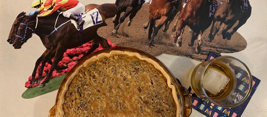 Kentucky Bourbon Derby Pie