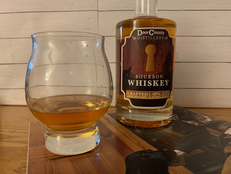 Door County Bourbon Whiskey