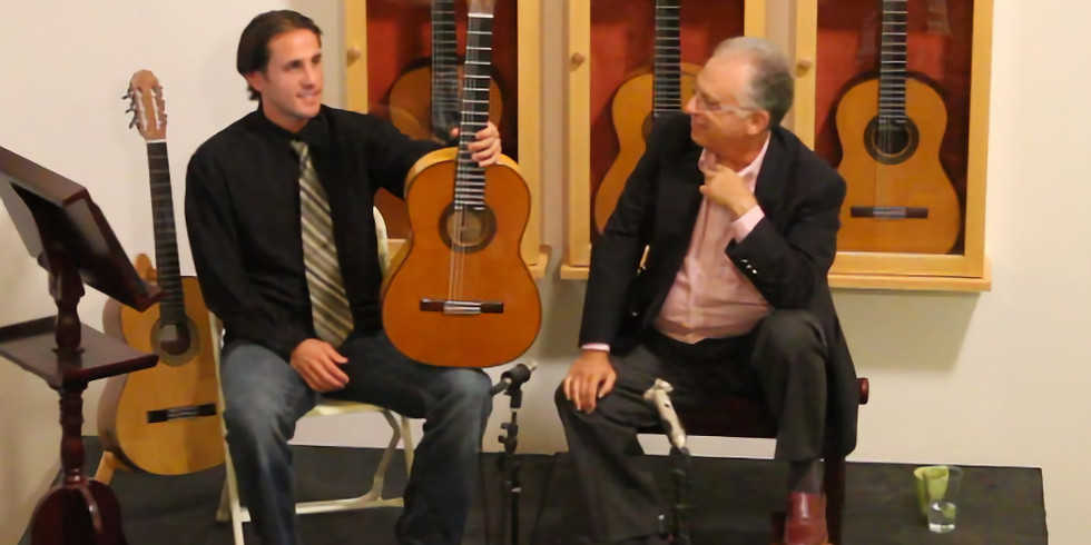 Pepe Romero and Pepe Romero Jr. - Virtual Talk