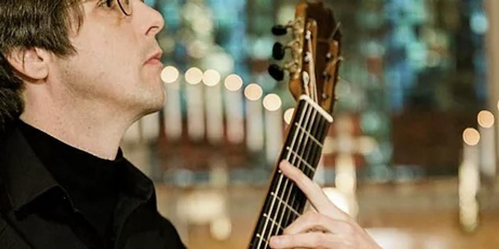 "Dr. Bryan Burns - ""Secrets Behind the Strings"" Virtual Talk Series"