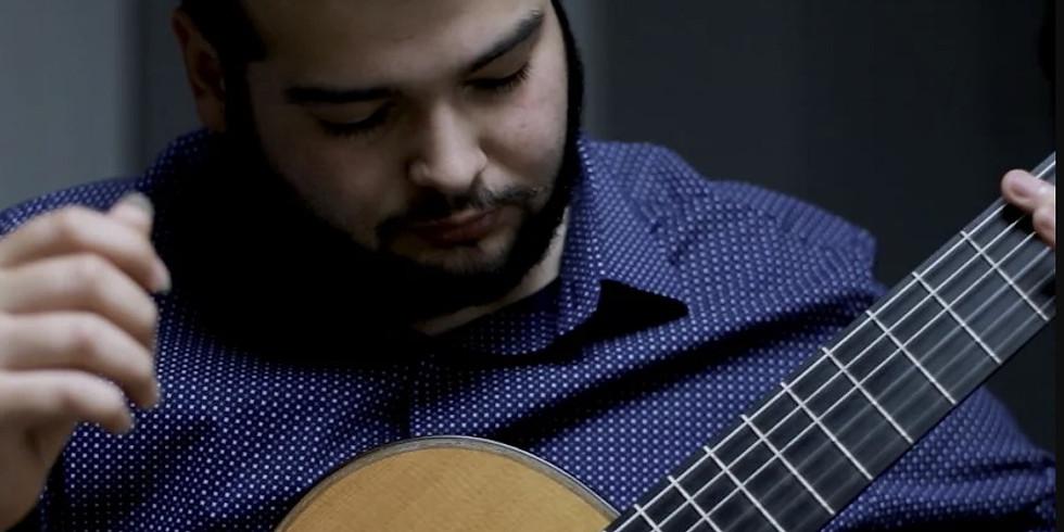 Texas Guitar Society Launch (Virtual Talk)