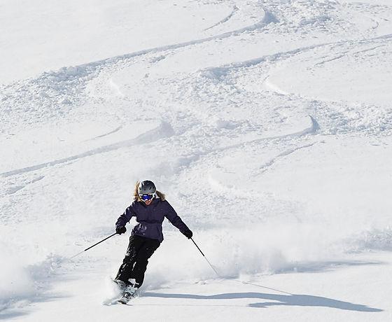 Levier ski