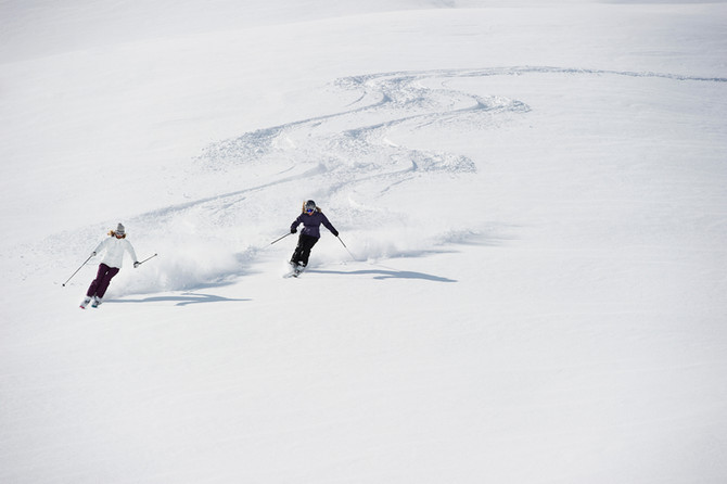 Ski fitness for equestrians? Yes!