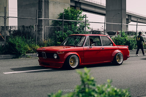 Wekfest Japan Bump-in. BMW 2002