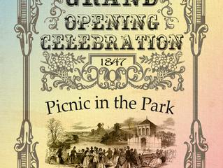 Grand opening Celebration Picnic