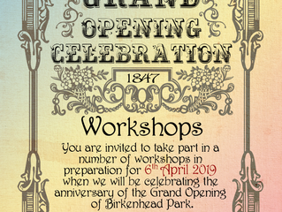 Grand Opening Celebration Events