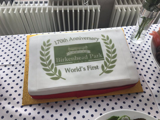 Birkenhead Park's 170th
